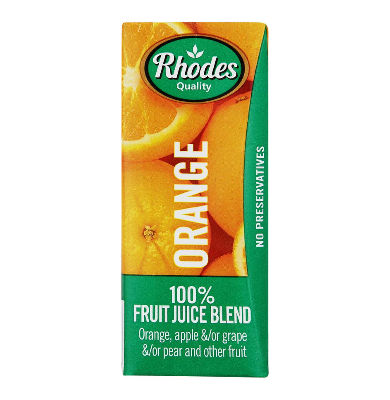 Rhodes Orange (24 x 200ml)