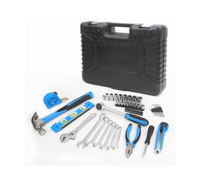ARMOUR 52-Piece Homeowner's Tool Set