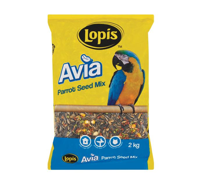 LOPIS AVIA MIXED PARROT FOOD 2KG