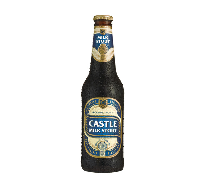 CASTLE MILK STOUT NRB 340ML