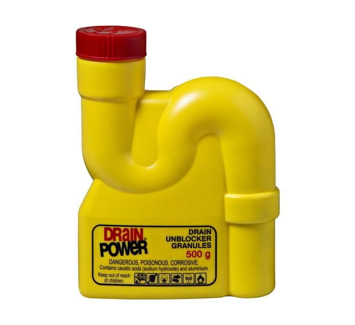 DRAIN POWER Drain Unblocker (1 x 500g)