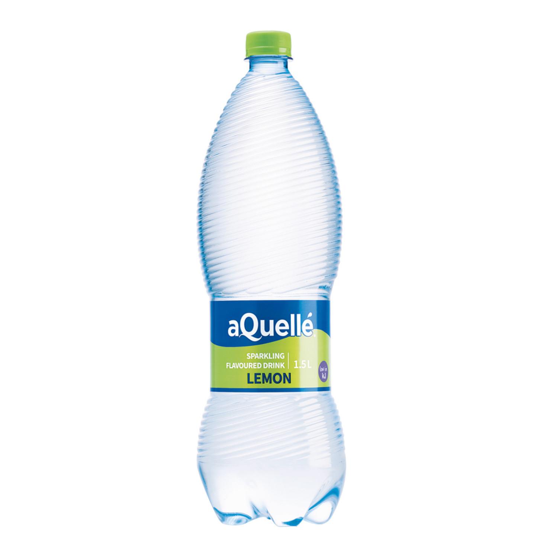 Aquelle Flavoured Water Lemon (6 x 1.5L)