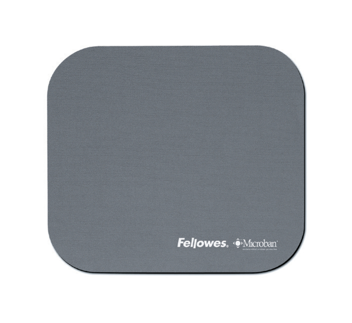 FELLOWES Mousepad With Microban Protection