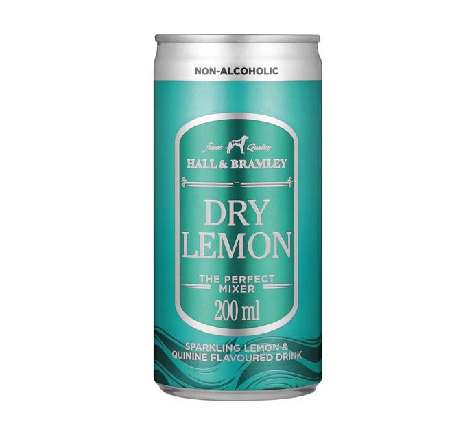 Hall & Bramley Dry Lemon (6 x 200 ml)