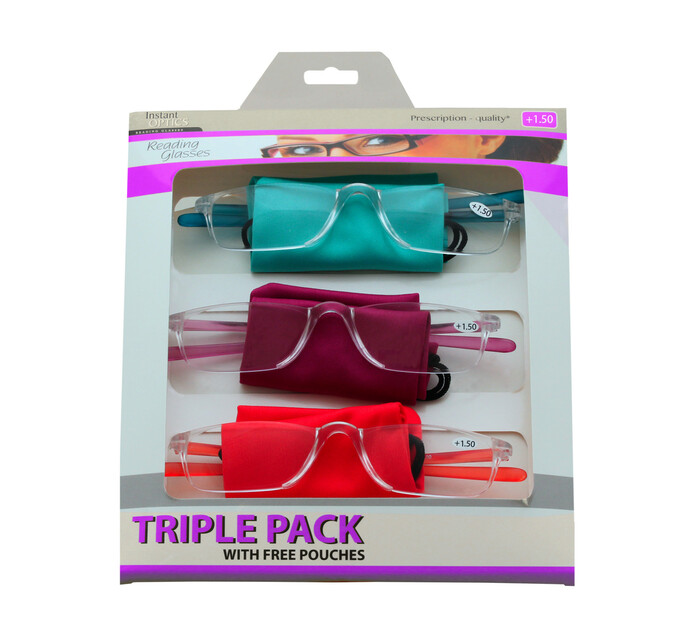Instant Optics Triple Pack 1 - 1.50