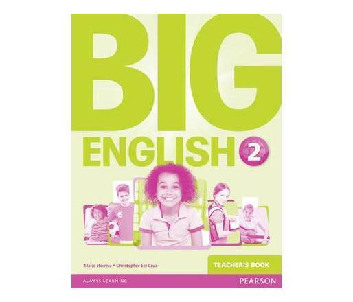 Big English 2 Teacher's Book