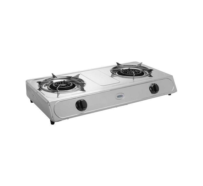 CADAC 2 Plate Gas Stove With Hose And Regulator