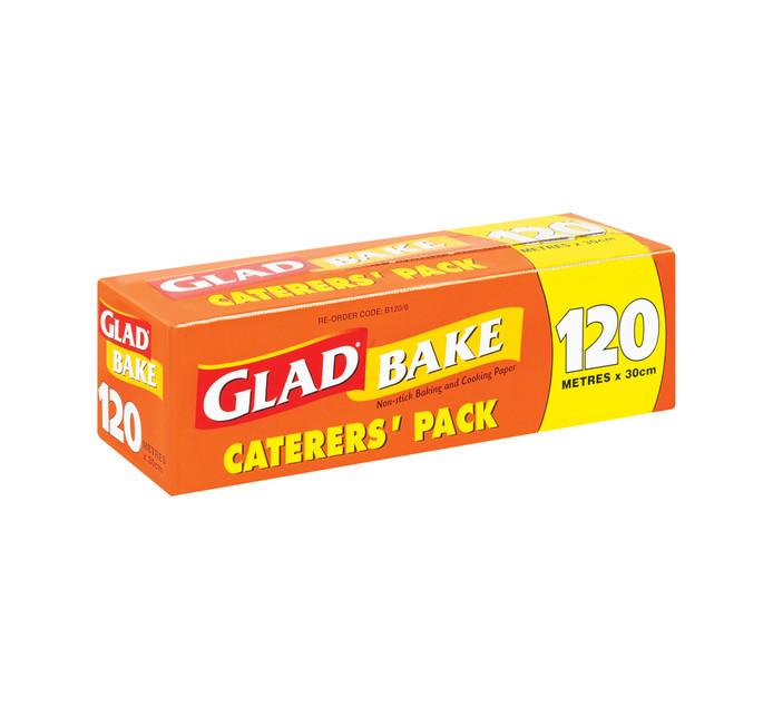 GLAD BAKE PAPER 120M