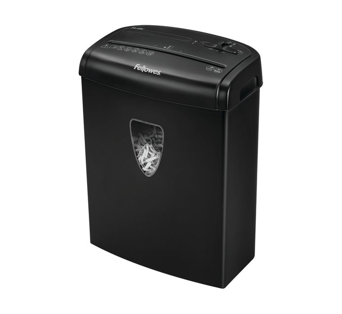 FELLOWES 8C Cross Cut Shredder