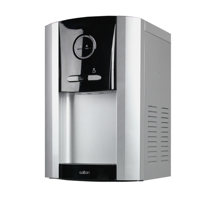 SALTON Cold and Hot Table Top Water Dispenser