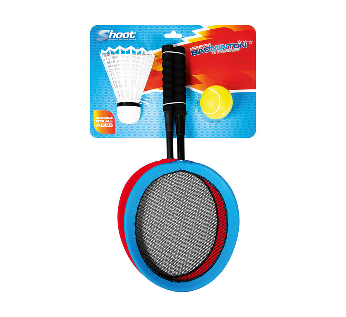 SHOOT Monster Badminton/Tennis