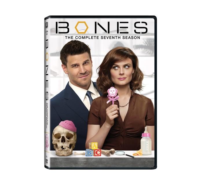 Bones Season 7 - 4 Disc