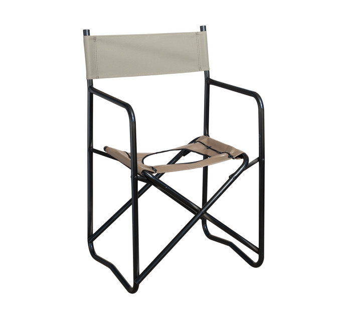 CAMPMASTER Campmaster Pvc Directors Toilet Chair