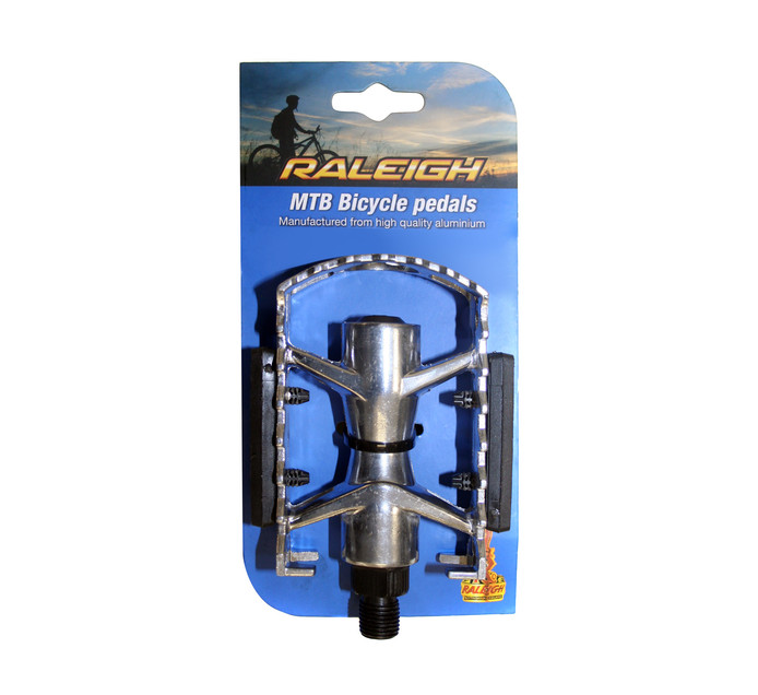 "RALEIGH 1/2"" Alloy Mountain Bike Pedals"