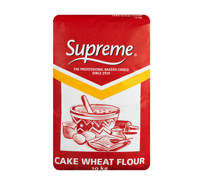 SUPREME Cake Wheat Flour (1 x 10kg)