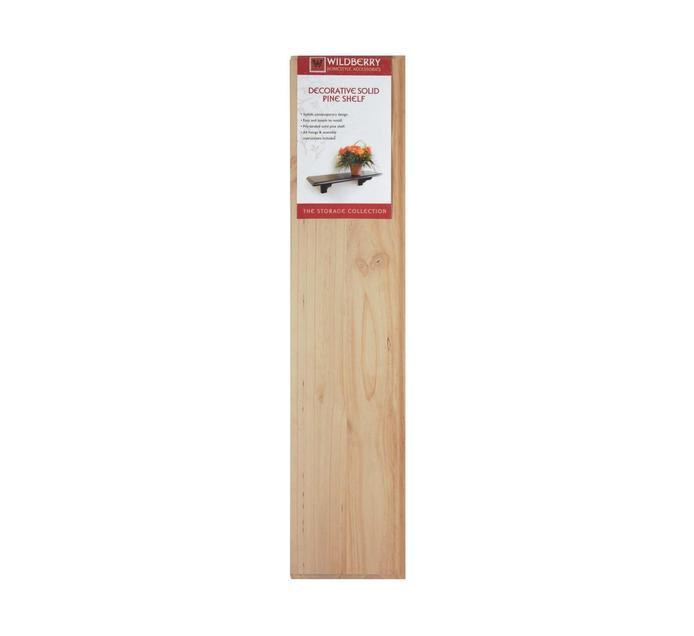 WILDBERRY 900mmx200mm Straight Shelf Kit