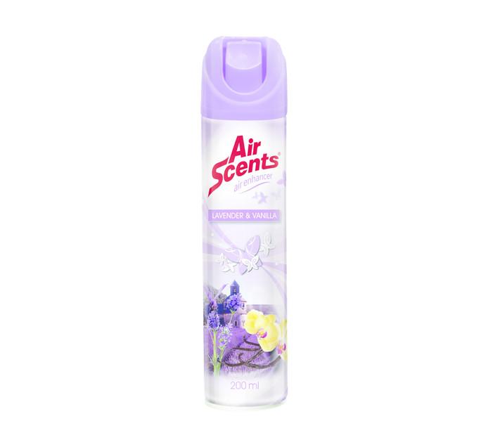 AIR SCENTS Aerosol Air Enhancer All Variants (1 x 200ml)
