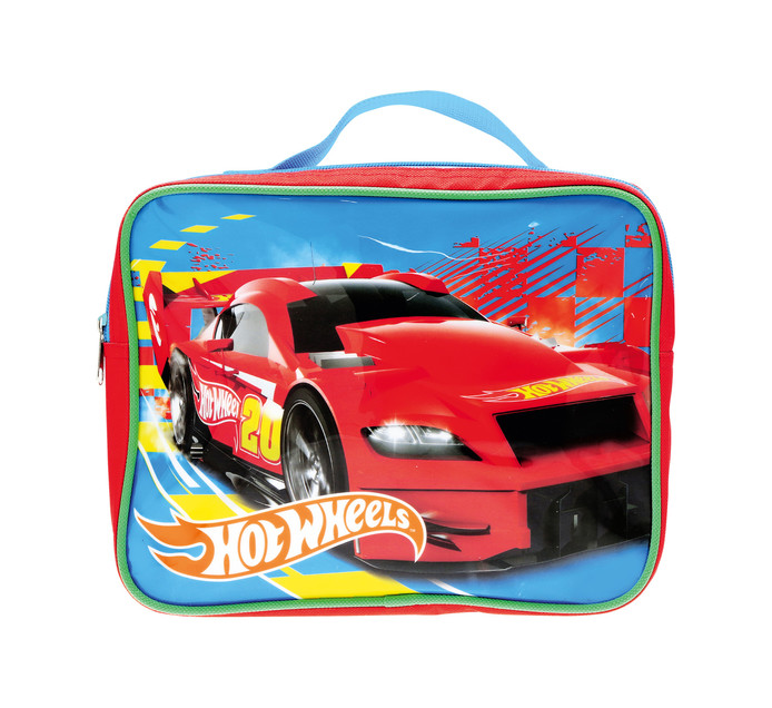 HOT WHEELS Lunch bag