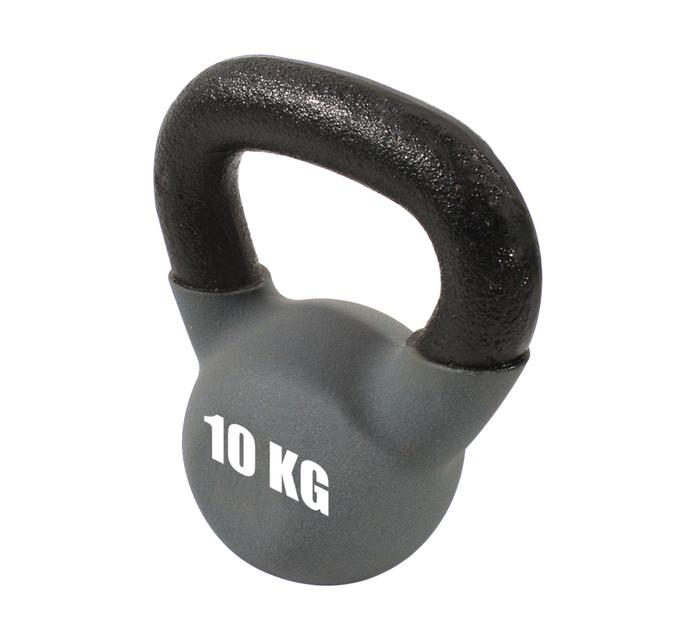 TROJAN 10 kg Iron Kettlebell