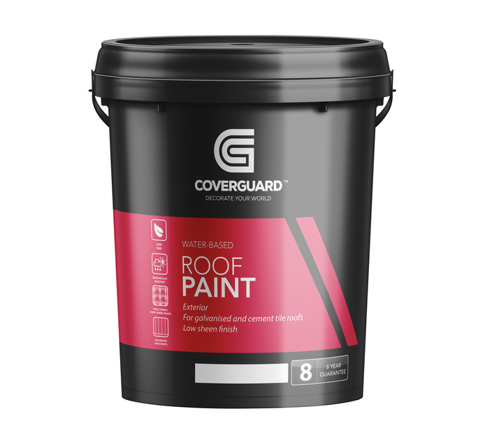 COVERGUARD 20 l Roof Paint