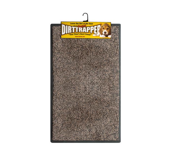DIRTRAPPER 750 x 450 mm Rubber Backed Mat
