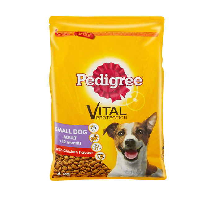 PEDIGREE Medium Dry Dog Food Chicken (1 x 4kg)