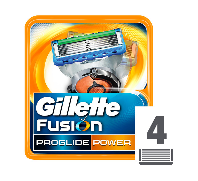 GILLETTE Proglide Power Cart (1 x 4's)