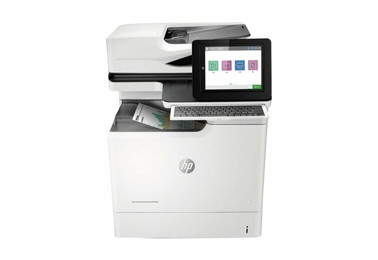 HP LaserJet Enterprise MFP M681dh - multifunction printer (colour)