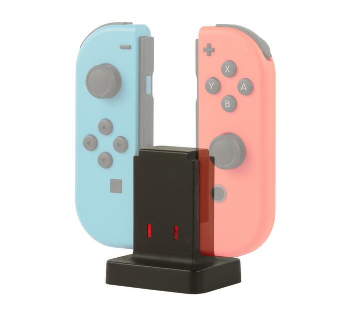 Konix Dual Joycon Charger for Nintendo Switch