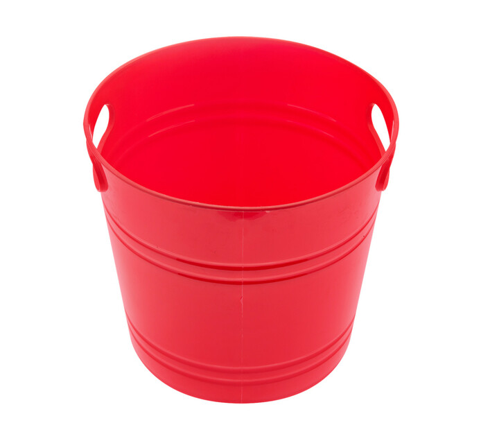 MISS MOLLY ICE BUCKET 5LT RED