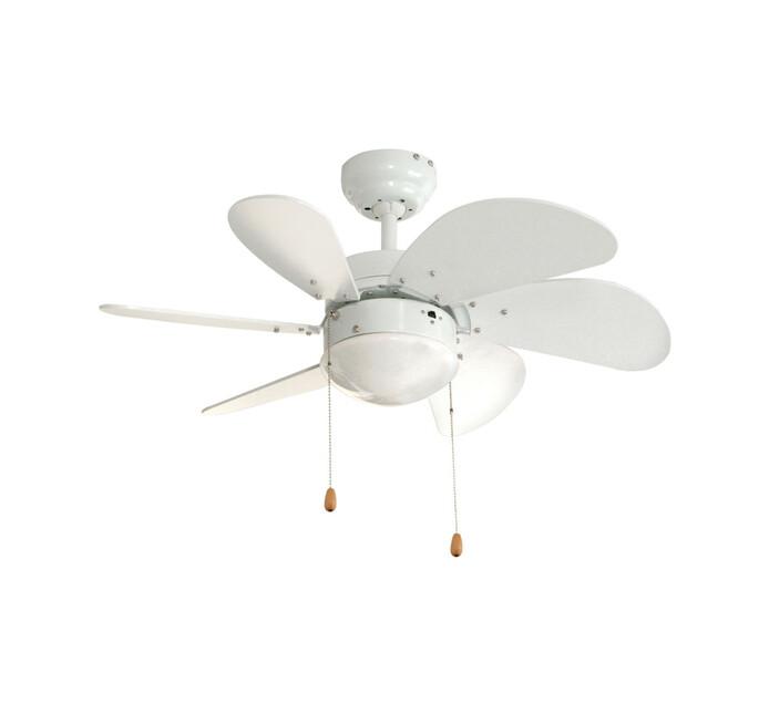 ce3d24c4e81 DECOR 74 cm Petit Satr Ceiling Fan
