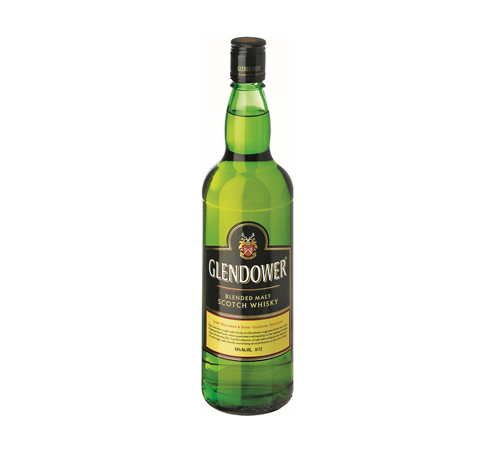 GLENDOWER Blended Scotch Whisky (1 x 750ml)