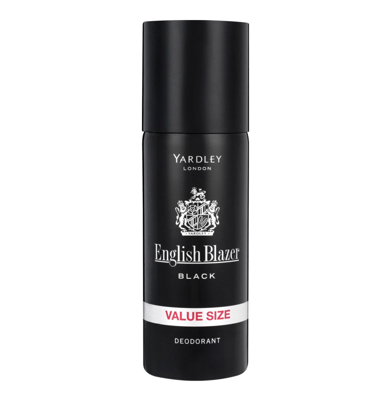 YARDLEY English Blazer Deoderant Black (1 x 200ml)