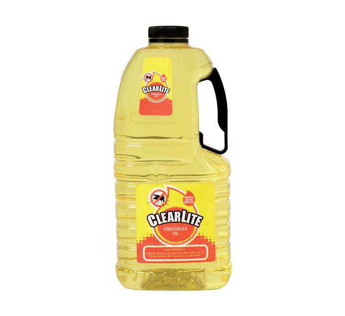 Clearlite 2l Clearlite Citronella Oil