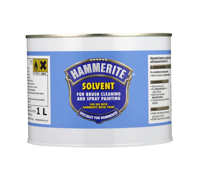 DULUX 1LT Hammerite Paint Solvent 1l