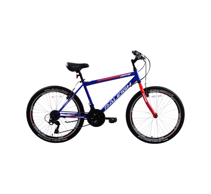 "RALEIGH 24"" Alpine Mens Mountain Bike"