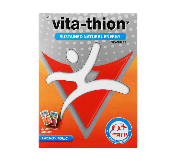 VITA-THION Energy Tonic Granul (1 x 30's)