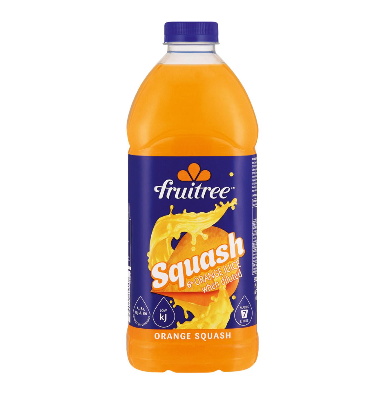 FRUITREE Squash Orange (1 x 1.75lt)