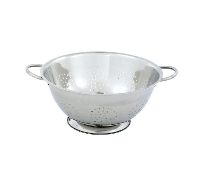 CHEF & CO 380mm Colander Stainless Steel