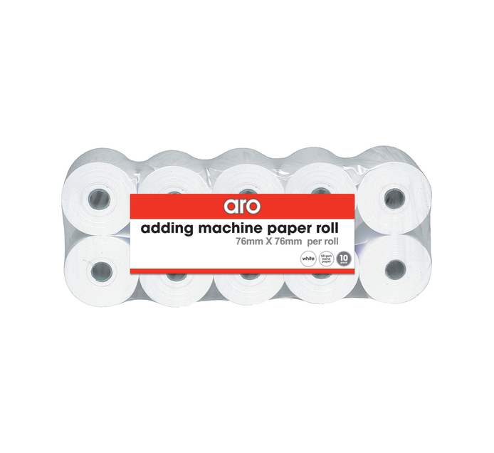 ARO Adding Rolls Bond 10 Pack