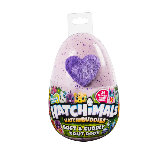 Hatchimals Plush Hutchbuddies
