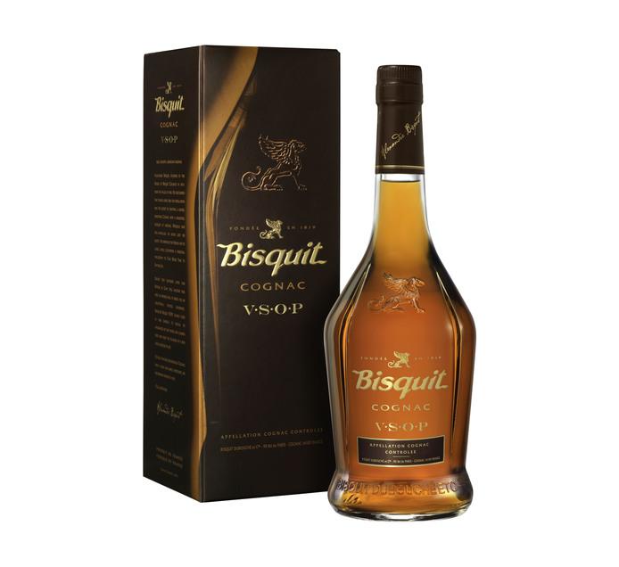 BISQUIT V.S.O.P Cognac (1 x 750ml)