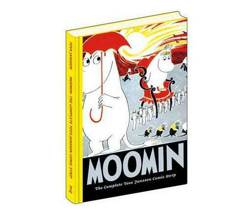 Moomin Book Four : The complete Tove Jansson Comic Strip