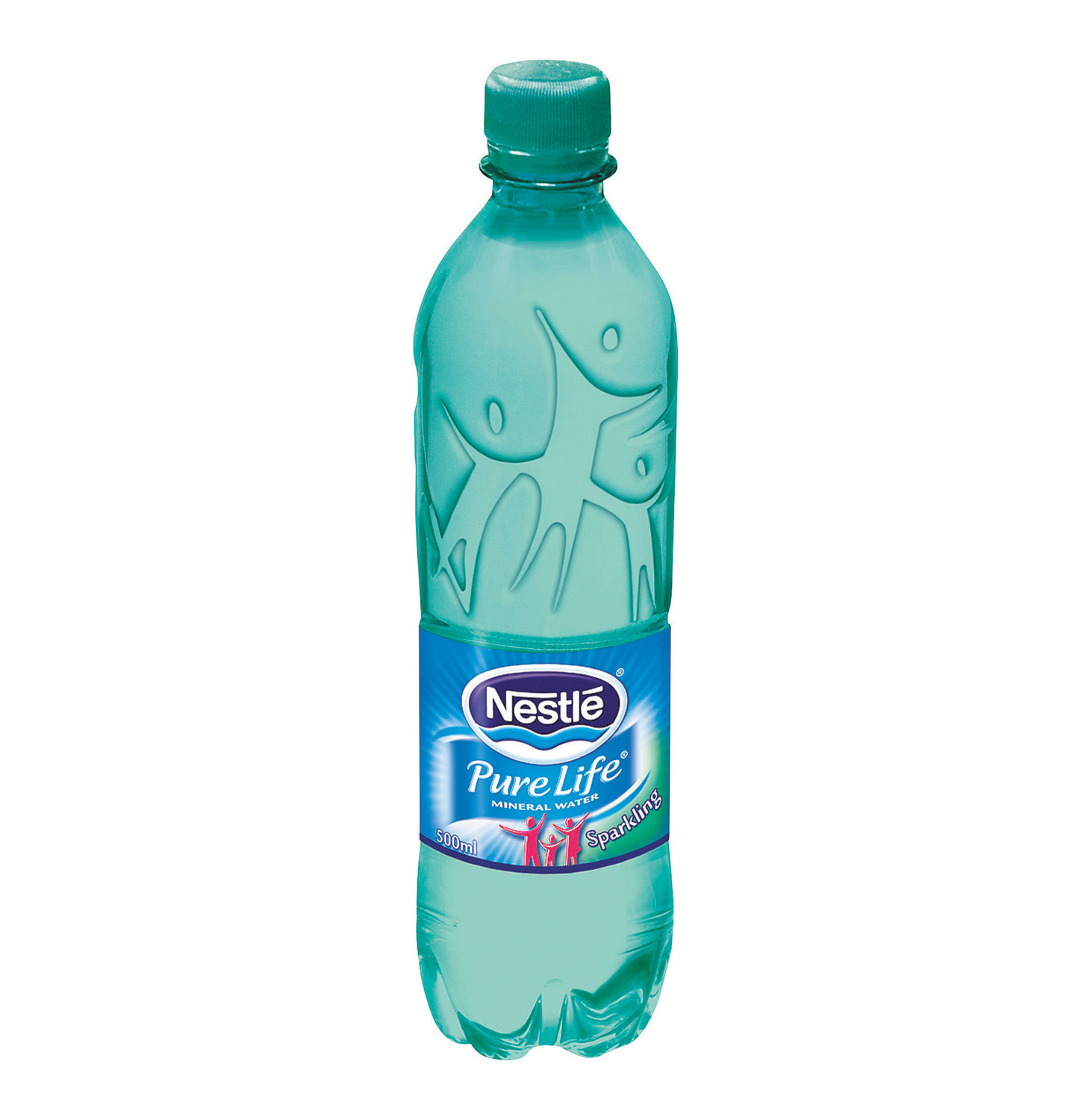 Nestle Pure Life Mineral Water Sparkling (24 x 500ml)
