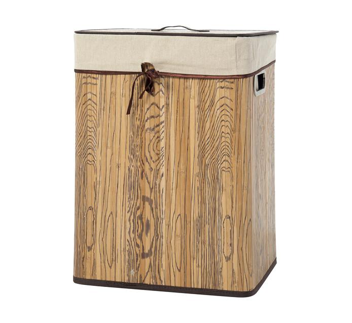 Pronted Bamboo Storage Rectangular