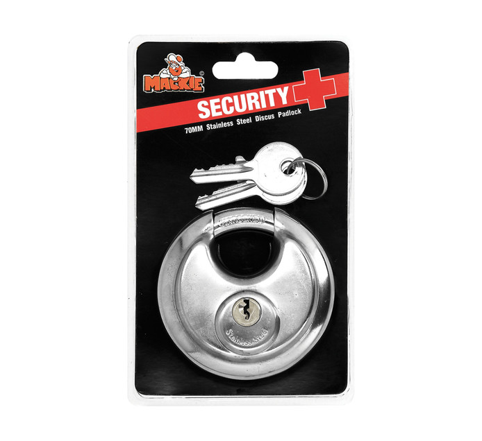MACKIE 70mm Discus Lock