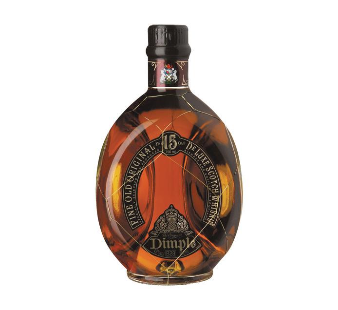 DIMPLE HAIG 15 YO Scotch Whisky (1 x 750ml)