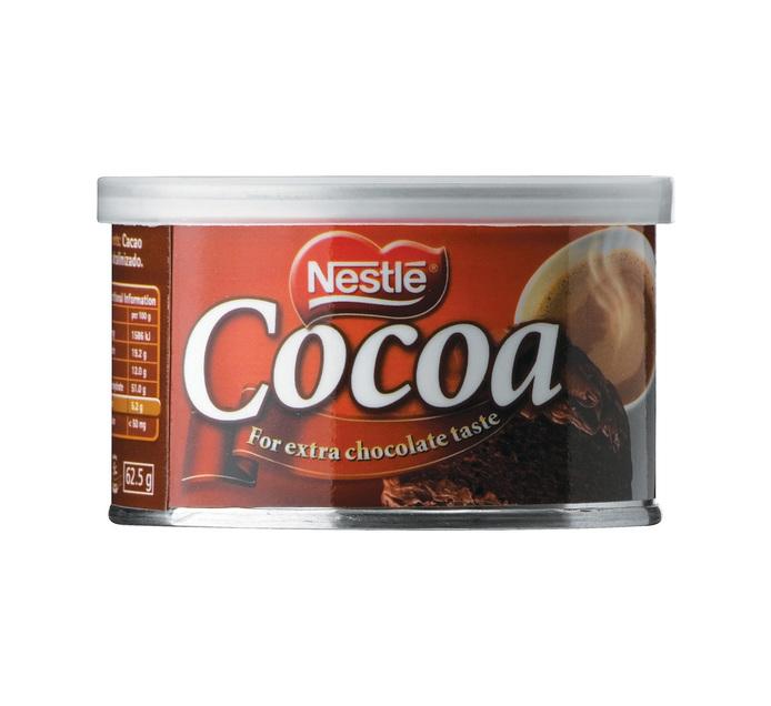 NESTLE Cocoa (6 x 62.5g)
