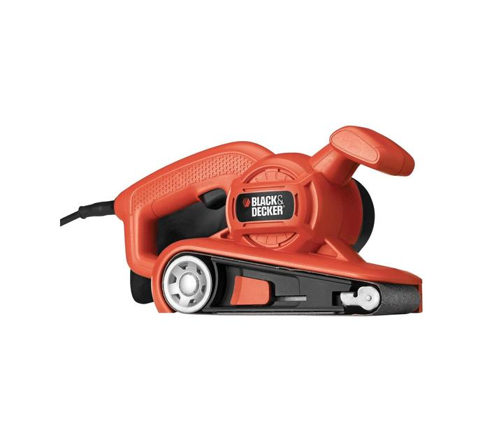 BLACK & DECKER 720W 75mm Belt Sander