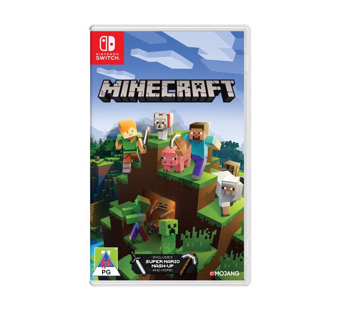 NINTENDO SWITCH Nintendo Switch Minecraft